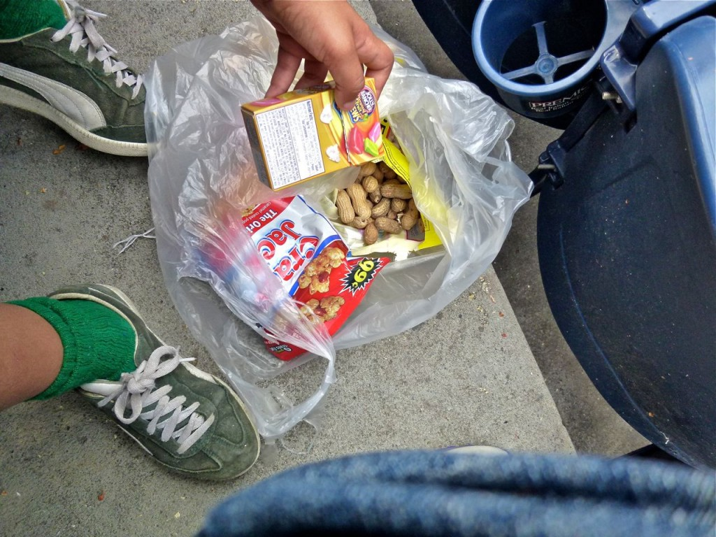 BUY ME SOME PEANUT & CRAKER JACKS