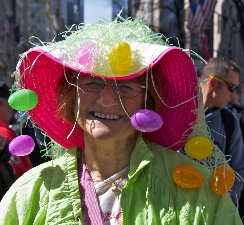 IN YOUR EASTER BONNET