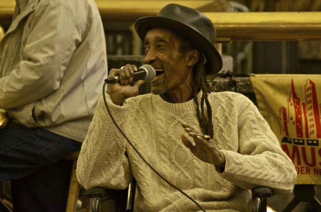 Singing Mr