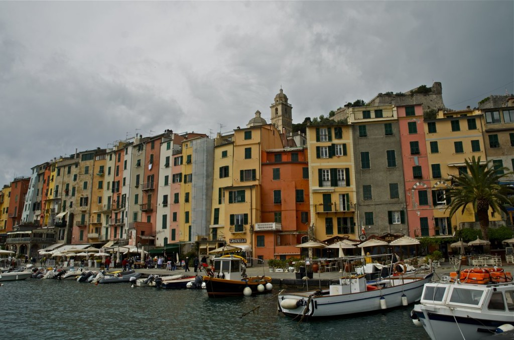 PORTOVENERE USED TO BE CALLED PORT OF VENUS