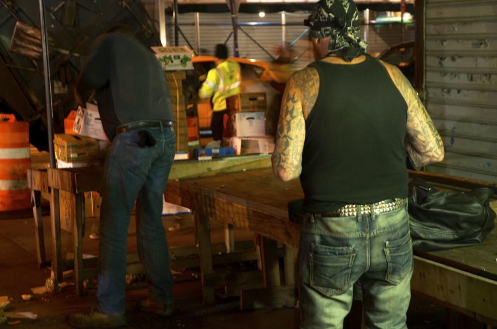 freelance street workers